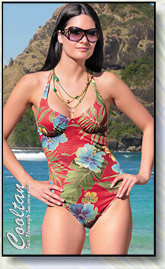 Orchid women's swimwear