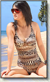 Safari women's swimwear